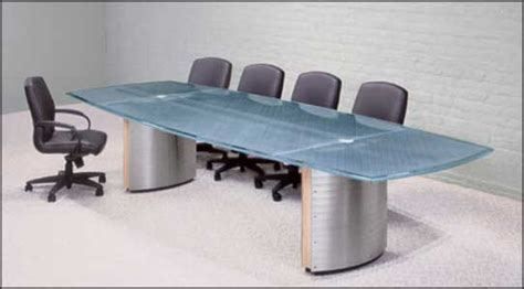 finding cheap used conference tables