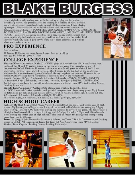 1000 images about sports resumes recruiting flyers on