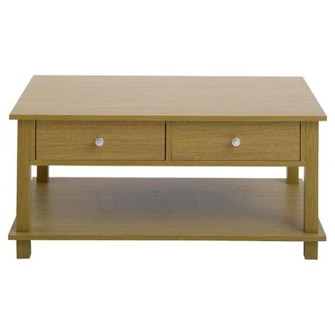 Buy Milton Coffee Table Oak Effect From Our Coffee Tables Tesco Coffee Table Oak