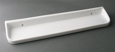 white porcelain bathroom shelf ceramic bathroom shelves shelves white ceramic bath
