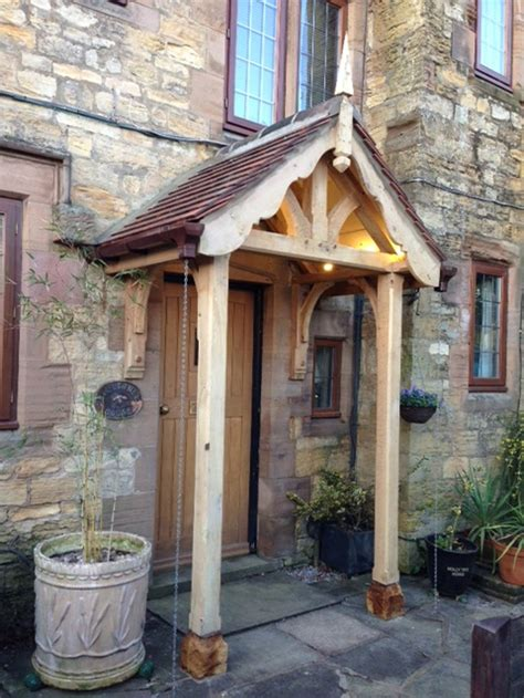 Front Door Porch Oak Porches Search Staddle Stones Porch And Front Doors