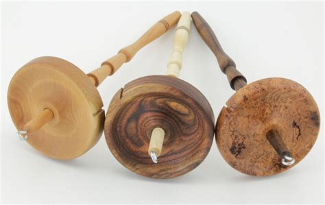 spindle knitting shotzee drop spindle wood spinning equipment