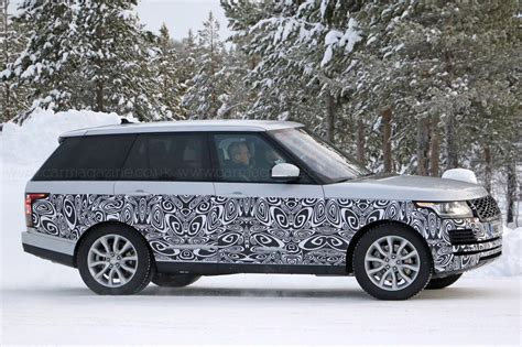 land rover new model 2017 a tiny facelift for range rover s biggest model in 2017 by