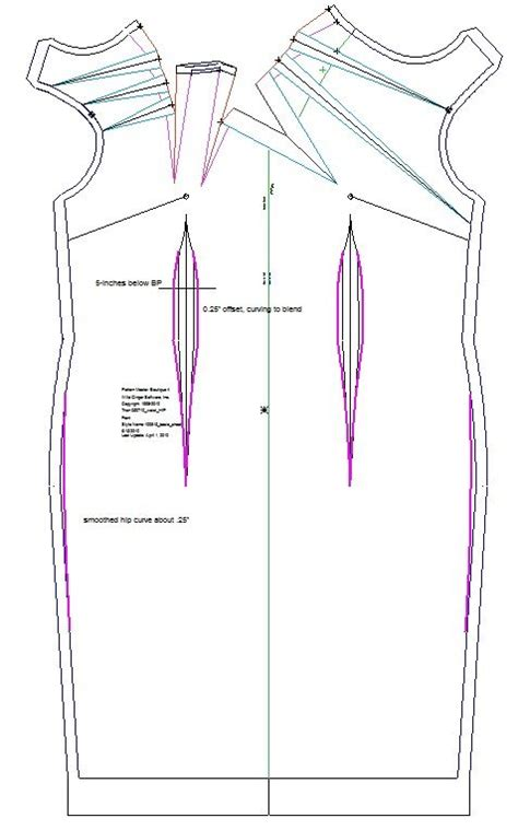 pattern drafting pleated neckline neckline draped dress patterns instructions time to sew