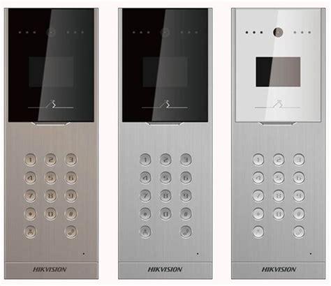 Hikvision Ds K2604 Foor Door Access Controller hikvision ip door phone system solution product news