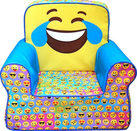 Emoji Chair spot clean chair kmart