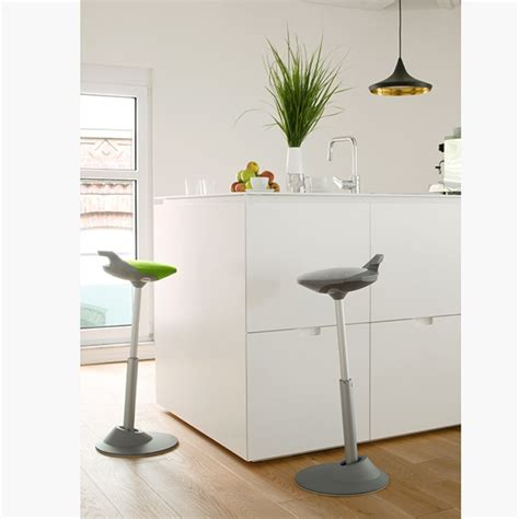 Muvman Sit Stand Stool By Aeris by Muvman Sit Stand Stool By Aeris