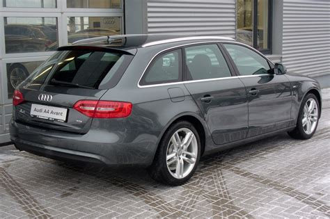 Audi A4 Avant Ambition by Audi A4 Avant 2 0 Tdi Ambition Photos And Comments Www