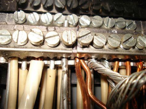 my house has aluminum wiring aluminum wiring dangers of aluminum wiring