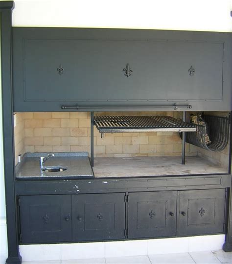 imagenes de asadores minimalistas asador planos de casas modernas