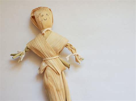 corn husk doll farmville 2 diy crafts activities historic cold