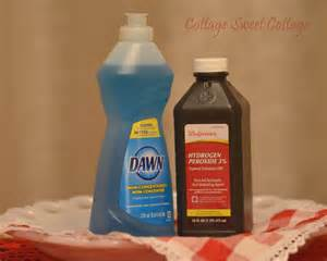 cottage sweet cottage homemade stain remover it really works