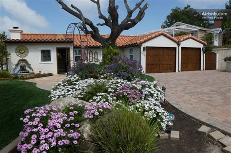 spanish cottage near the beach in laguna beach