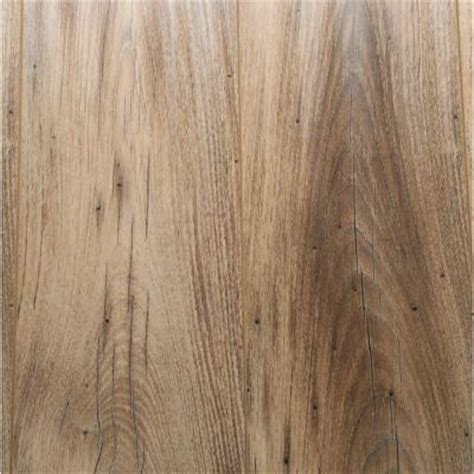 bruce reclaimed chestnut 12 mm thick x 6 5 in wide x 47 83 in length laminate flooring 15 105