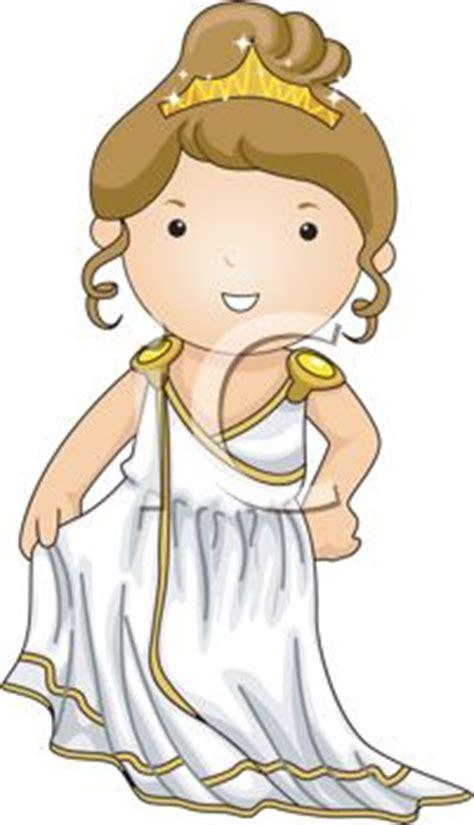 goddess aphrodite cartoon greek goddess clipart