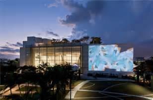 The Arts At South New World Center Miami Arts Culture