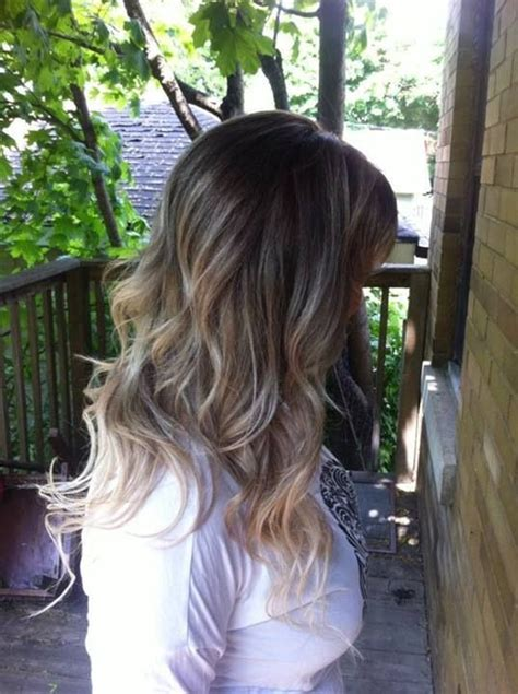 pictures of dirty blonde hair with ombre dirty blonde to platinum ombr 233 hair hairr pinterest