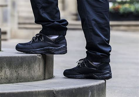 Nike Air Huarache Light Black nike air huarache light sneakernews