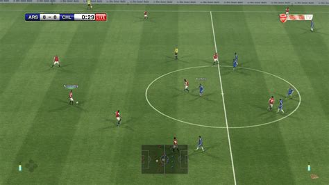 arsenal on tv pes 2012 arsenal tv by denit