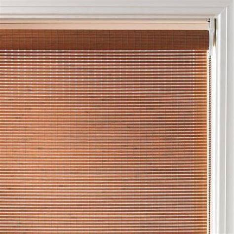 Bamboo Window Shades Blinds Brand Bamboo Roller Shades Tropical Roller