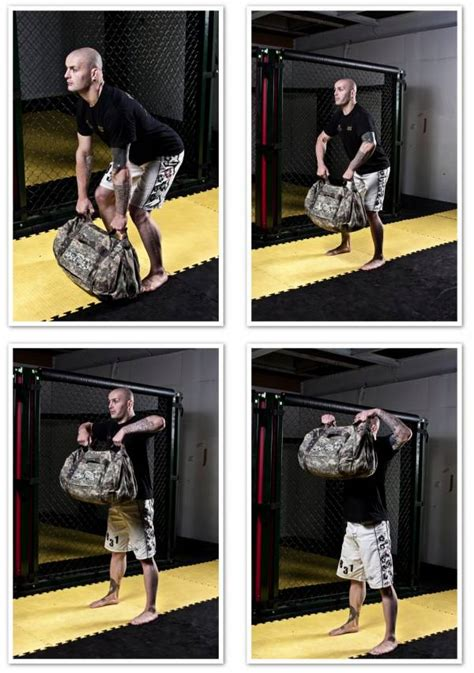 how to use sandbag for mma and combat sports