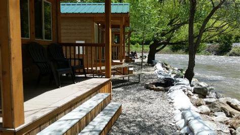 Glenwood Springs Cabins by Riverfront Cabins Picture Of Glenwood Resort