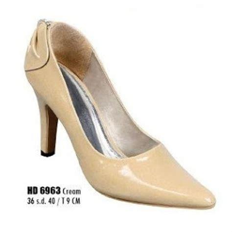 Kode W 1442 Tinggi 9 Cm sepatu hak tinggi hd 6963 sepatu sandal