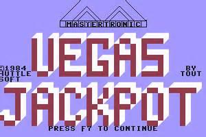 Bit The Jackpot Vegas Vires vegas jackpot my abandonware
