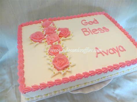 baby dedication  communion cheris cakes cruffles