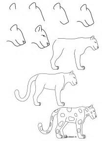 How To Draw A Jaguar Drawing Jaguar