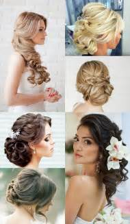 bridal hairstyles elegant 21 classy and elegant wedding hairstyles