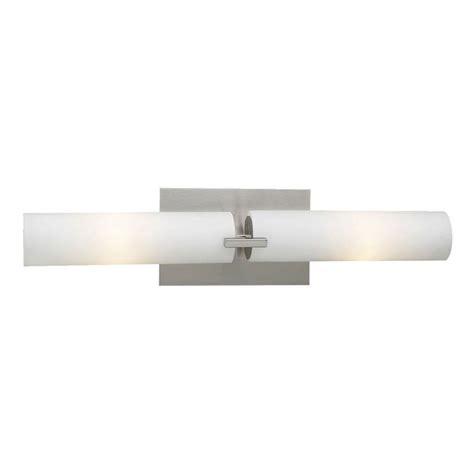 Galvanized Vanity Light Design House Ajax Collection 3 Light Galvanized Indoor Vanity Light 519728 The Home Depot