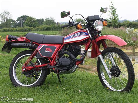 L Sale by Memorable Motorcycle Honda Xl 125 Motorcycle Usa