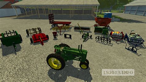 Small Style Ls by Small Farming Pack V 1 0 Ls 2013 Mods