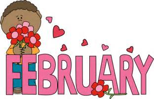 february clip art february images month of february