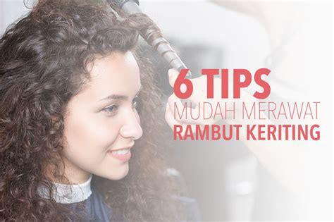 tips memilih warna rambut yang sesuai makarizo tips rambut makarizo merawat rambut keriting jpg 6 tips