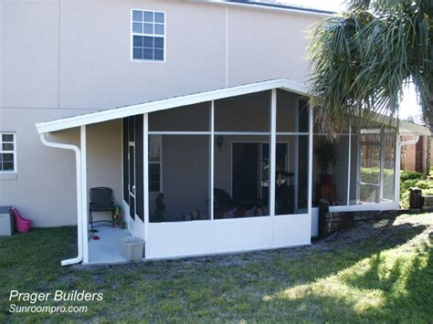 florida screen room screen room lake florida prager builders sunroom pro