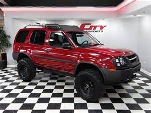 Nissan Xterra Lift Kits Sell Used 2002 Nissan Xterra Xe 4x4 Suv 3 3 V6 Lift Kit