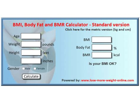 calculator bmi online bmi calculator free download and software reviews cnet