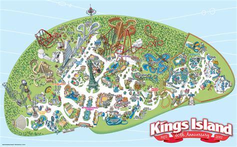 printable kings island tickets map of king island my blog