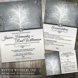 winter wedding invitation rsvp and by oddlotpaperie