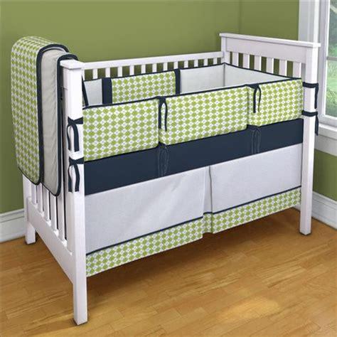 navy and green crib bedding pinterest