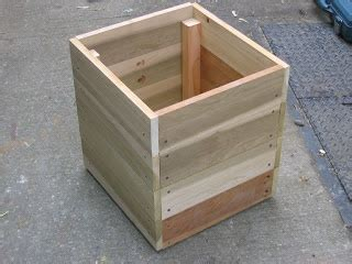 Simple Planter Box by Uber Simple Planter Box Design Garden More Work Less