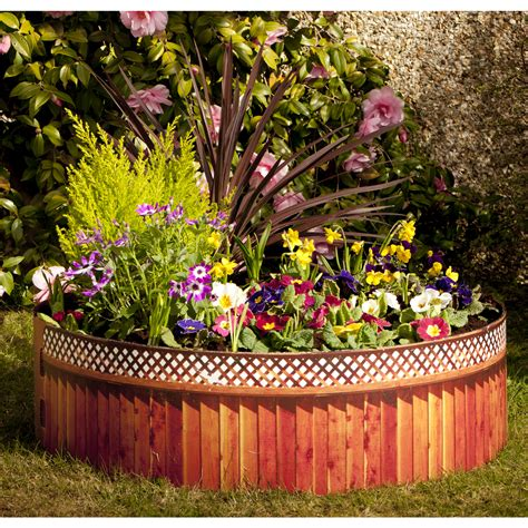 flowers for garden beds garden plant ring pdf