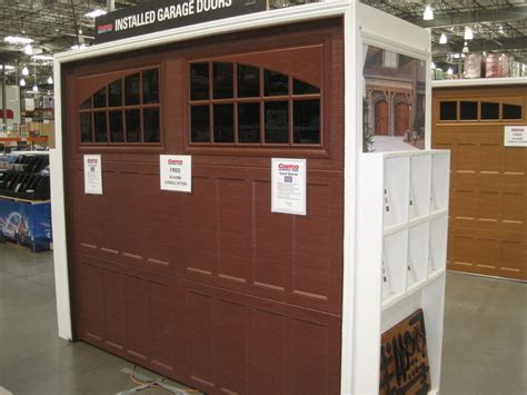 Garage Door Costco Garage Doors Unlimited Garage Door Road Show At Costco