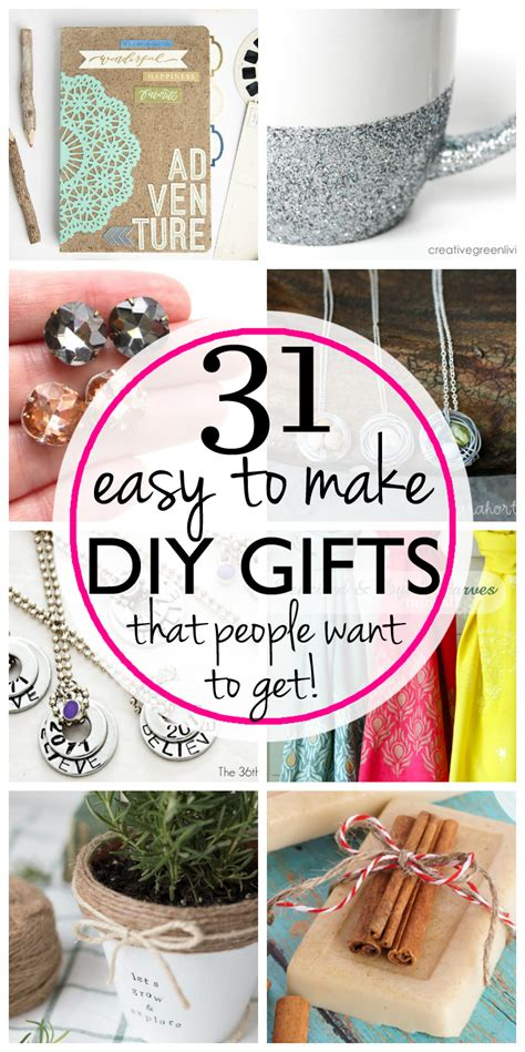 ideas on what to get friends cheap on pinterest 31 easy inexpensive diy gifts your friends and family will creative green living