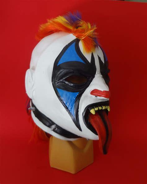 luchadores psicho sin mascara circus psycho clown m 225 scara de l 225 tex luchador triple aaa