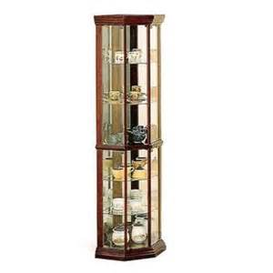 Curio Cabinets At Sears Corner Curio Cabinet From Sears Com