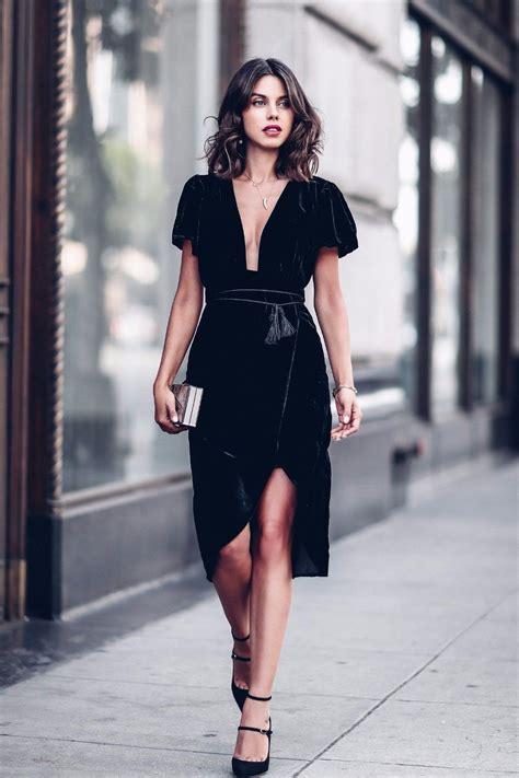 maribelle black velvet dress fashion dresses holiday