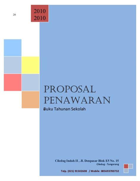 contoh desain proposal unik contoh cover buku tahunan contoh 36